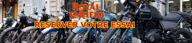 essai moto royal enfield à paris