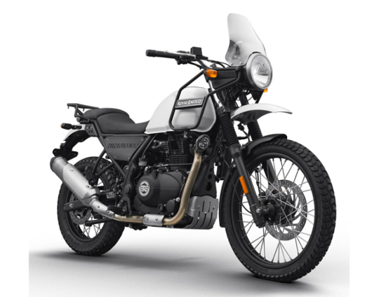 Royal enfield paris himalayan 41